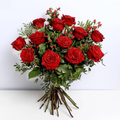 Red Rose Sparkler